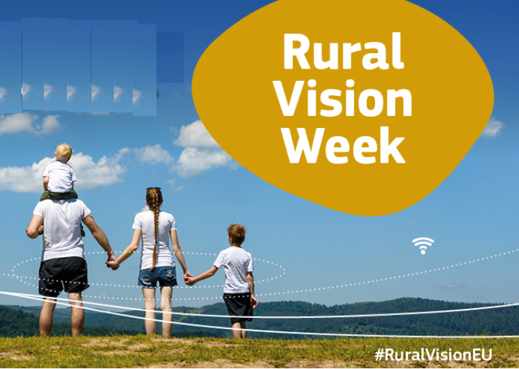 Rural Vision Week – Imagining the future of Europe's rural areas